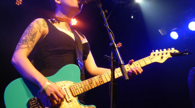 Review, videos: Lydia Loveless and friends show depth at the Independent