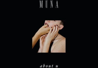 Album Review: MUNA fights for someone special on debut, <i>About U</i>