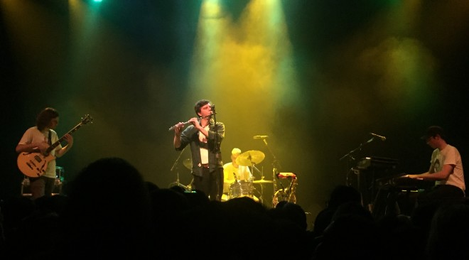 Noise Pop Review: BadBadNotGood was truly great at the Fillmore