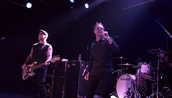 Review: The Bouncing Souls light up fans at Slim's