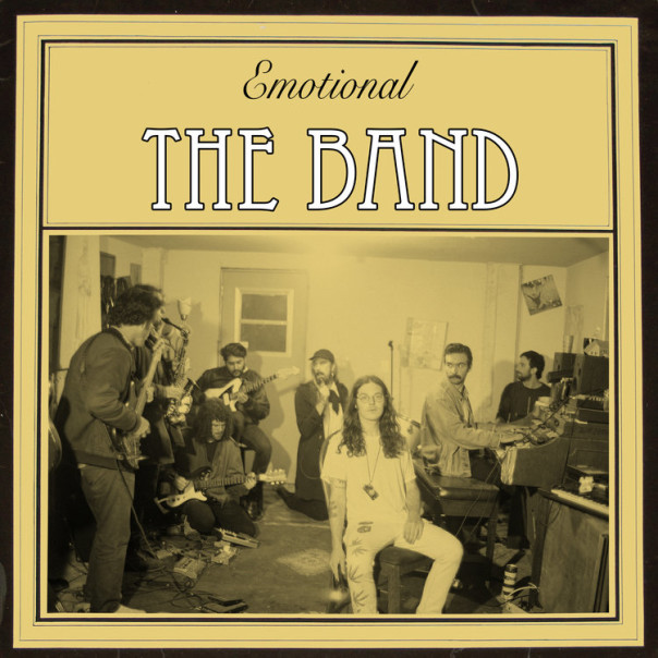 Emotional, The Band, Brian Wakefield