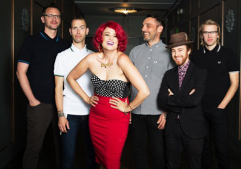 Monique Powell and Save Ferris take care of unfinished business