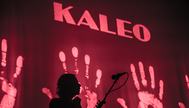 Review, photos: Kaleo owns the stage at the Masonic