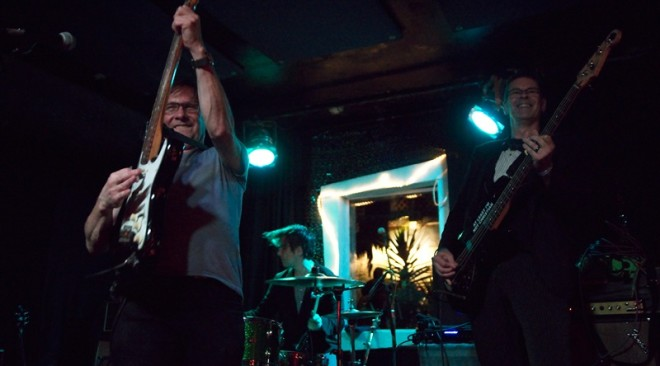 Review: Joel Reader celebrates birthday with Pansy Division, the Plus Ones and the Avengers