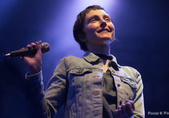 """Q&A: Poliça's Channy Leaneagh on touring with New Order and """"Music for Pieces of Wood"""""""