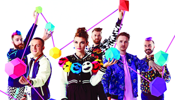 "Q&A: MisterWives rage against the ""Machine"" on new album"