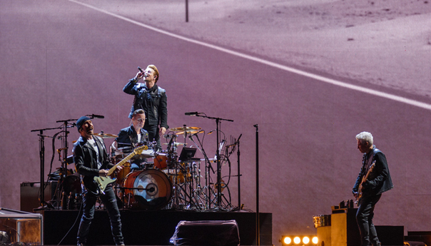 Review: U2 leaves 'The Joshua Tree' open to interpretation