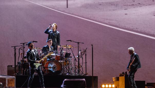 Review: U2 leaves 'The Joshua Tree' open to interpretation