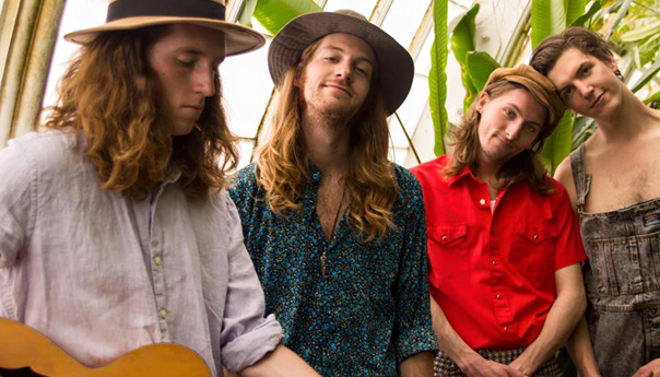 Q&A: SF swamp blues band Hibbity Dibbity prepares for BottleRock