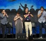 Hampton Yount, Jonah Ray, Paul Sabourin, Rebecca Hanson