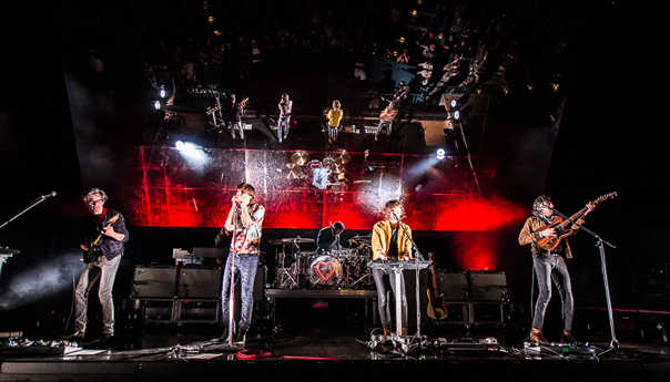 Review: Phoenix turns Live 105's BFD kaleidoscopic