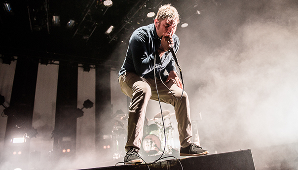 PHOTOS: Deftones, Rise Against and Thrice at the Concord Pavilion