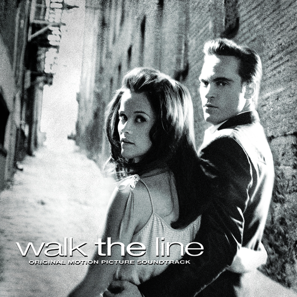 Walk the Line, soundtrack, Johnny Cash, June Carter Cash, Joaquin Phoenix, Reese Witherspoon