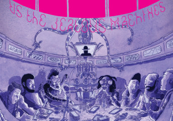 ALBUM REVIEW: Shabazz Palaces get preachy on <em>Quazarz</em> double-album