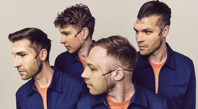 Manchester quartet Everything Everything wants to talk on <em>A Fever Dream</em>