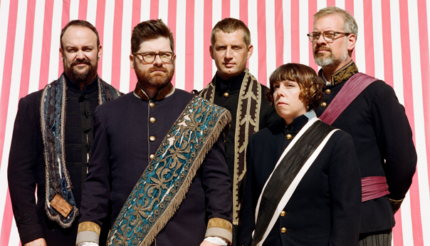 "REVIEW: The Decemberists play ""stuff they don't normally play"" in Oakland"