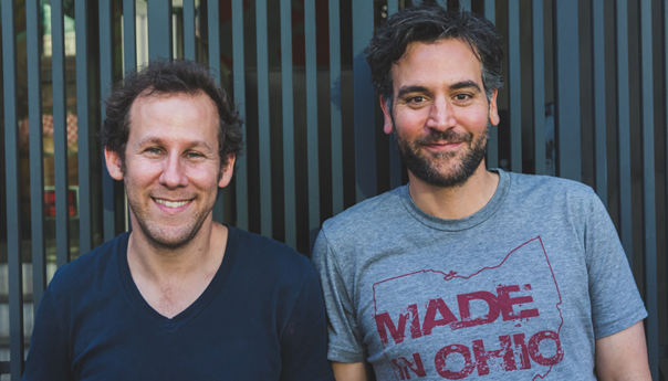 Artist-philosophers Josh Radnor and Ben Lee in search of big ideas as Radnor & Lee