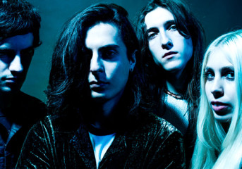 ALBUM REVIEW: U.K. rockers Inheaven bring thunder, sharp-witted lyricism to debut LP