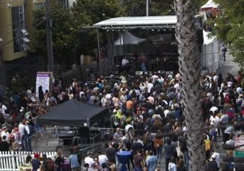 PHOTOS: Noise Pop celebrates community at 20th Street Block Party