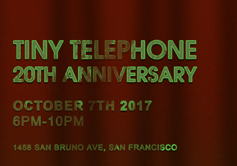Tiny Telephone rings in 20th anniversary with mega bash