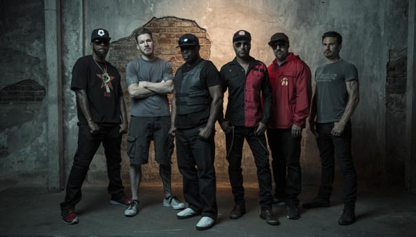 ALBUM REVIEW: Prophets of Rage are back when America needs them the most