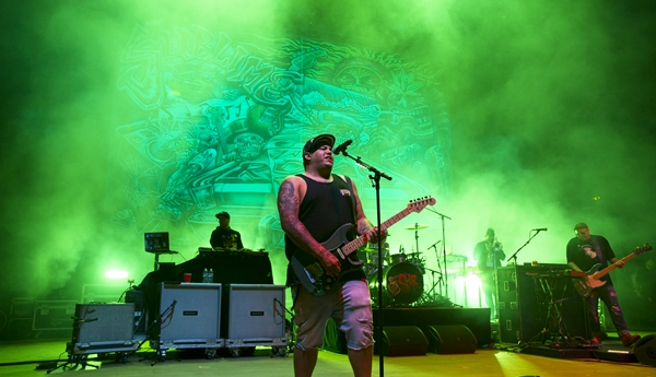 PHOTOS: The Offspring, Sublime with Rome play the hits at Shoreline