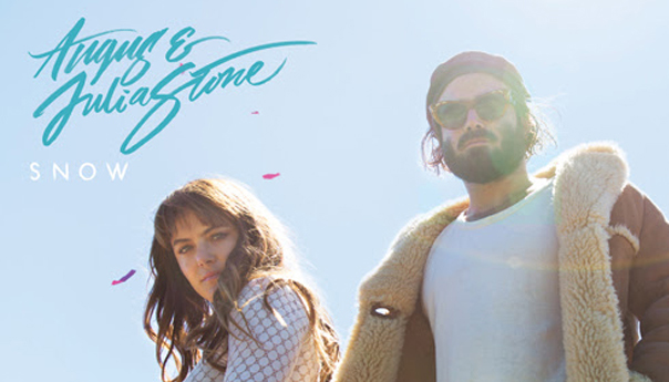 ALBUM REVIEW: Angus & Julia Stone bring chills on <em>Snow</em>