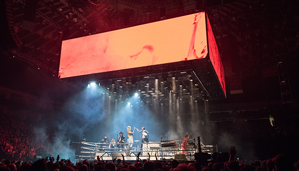 REVIEW: Arcade Fire a spectacle of light in Oakland