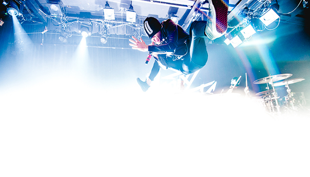 PHOTOS: Madness with The Bloody Beetroots at The Independent