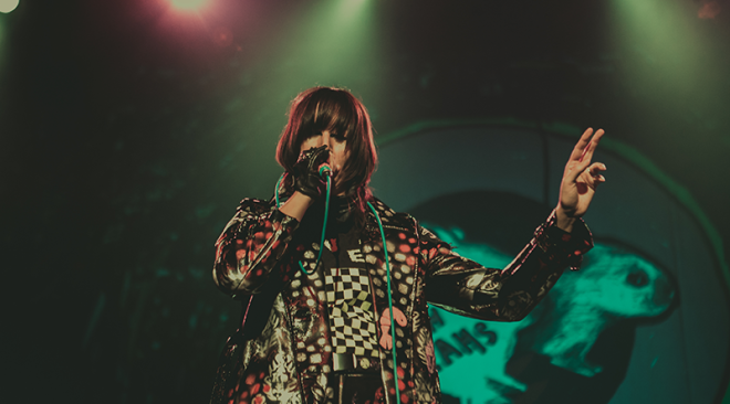 PHOTOS: Yeah Yeah Yeahs have Fox Theater in fever of excitement