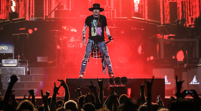BottleRock roars back with Guns N' Roses, Foo Fighters, Megan Thee Stallion