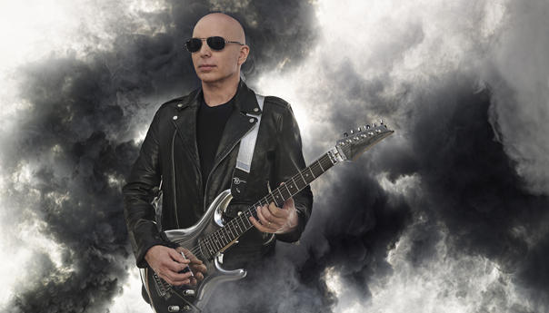 ALBUM REVIEW: Joe Satriani goes back to the basics with <em>What Happens Next</em>
