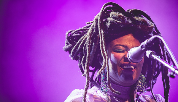 PHOTOS: Valerie June and Gill Landry conjure spirits at the Fillmore