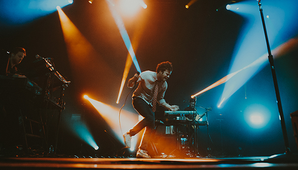 REVIEW: Passion Pit stokes fans' energy at the Fox