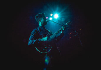 Noise Pop REVIEW: Bruno Major makes splashy SF debut
