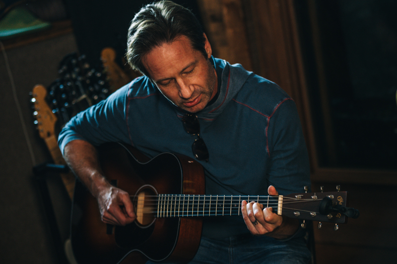 David Duchovny, X-Files, Californication, Every Third Thought
