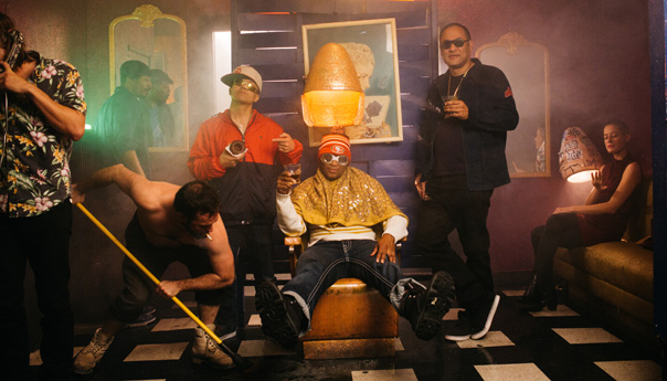 ALBUM REVIEW: Kool Keith and co. satisfy nostalgia with new Dr. Octagon LP <em>Moosebumps</em>