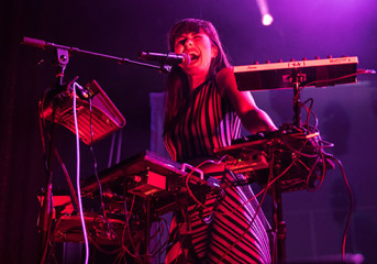 REVIEW: Kimbra pilots sonic spaceship to Regency Ballroom