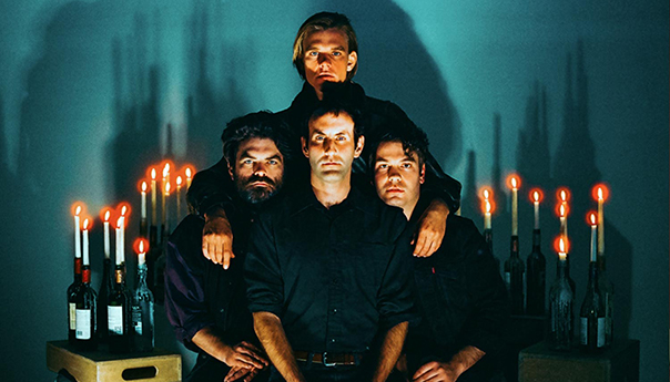 ALBUM REVIEW: Preoccupations take darker, coldwave turn with <em>New Material</em>