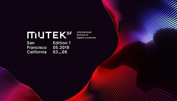 MUTEK, MUTEK.SF, MUTEK 2018