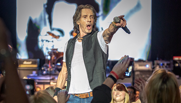 PHOTOS: Rick Springfield revives glory years in Napa