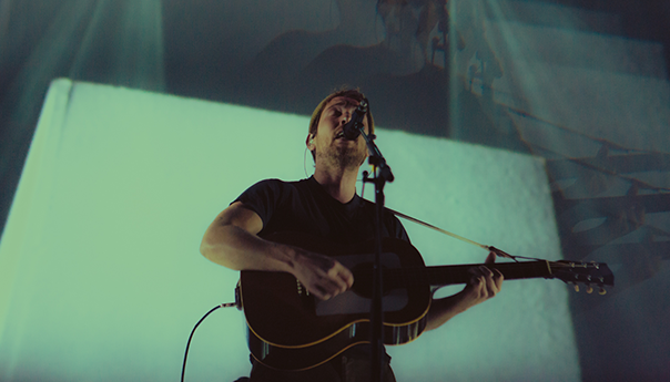 PHOTOS: Fleet Foxes bring whimsical soundscapes to the Greek