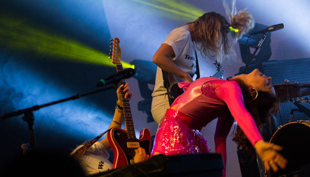 PHOTOS: Kate Nash delivers her 'Agenda' at the Fillmore