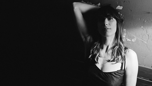 Nicki Bluhm living on the knife's edge of fear and excitement