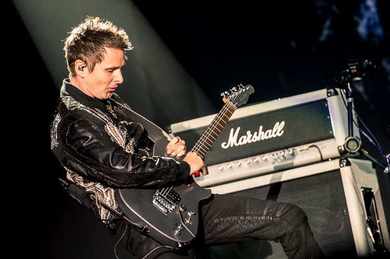 Muse, Matt Bellamy