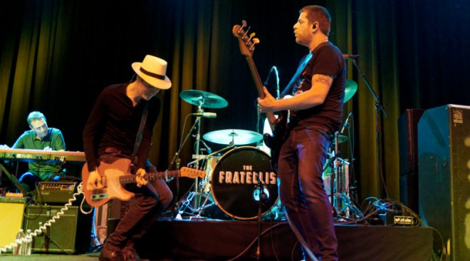 REVIEW: The Fratellis dig deep into their songbook at the Fillmore