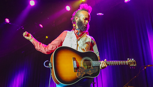 REVIEW: Fantastic Negrito lives up to the name at the Fillmore