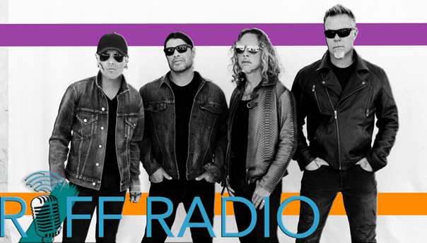 RIFF RADIO: Metallica's Lars Ulrich reflects on North Bay fires, giving back