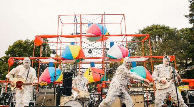 Halloween Meltdown version of annual concert back on at Mosswood Park