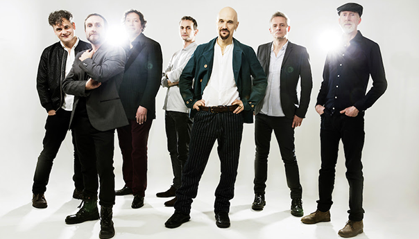 ALBUM REVIEW: Tim Booth is candid on James' <em>Living in Extraordinary Times</em>